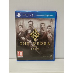 The Order 1886 PS4 Occasion