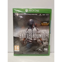Battlegrounds Xbox One Neuf