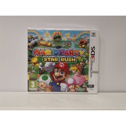 Mario Party Star Rush 3DS Neuf