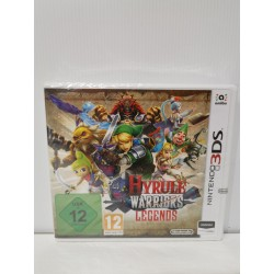 Hyrule Warrios Legends 3DS...