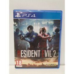 Resident Evil 2 PS4 Occasion