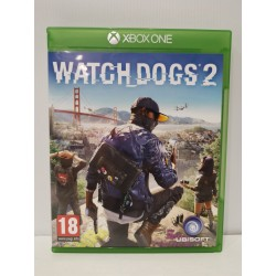Watch Dogs 2 Xbox One Occasion