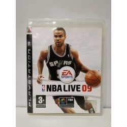 NBA live 09 PS3 Occasion