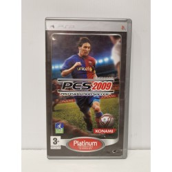 PES 2009 PSP Occasion