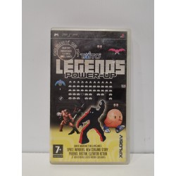 Taito Legends Power Up PSP...