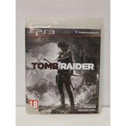 Tomb Raider PS3 Occasion