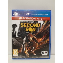 Infamous Second Son PS4...