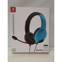 Casque Switch PDP LVL40...
