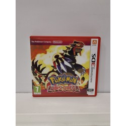 Pokemon Rubis Omega 3DS...