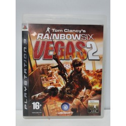Rainbow Six Vegas 2 PS3...