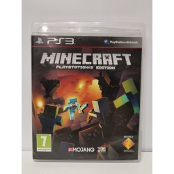 Minecraft PS3 Occasion