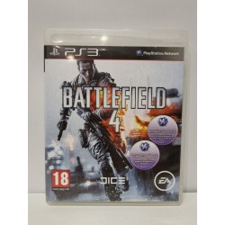Battlefield 4 PS3 Occasion