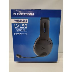 Casque PDP LVL50 Grey Sans...
