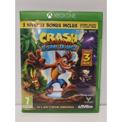 Crash Bandicoot N Sane...