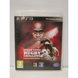 Rugby Challenge 2 PS3 Occasion