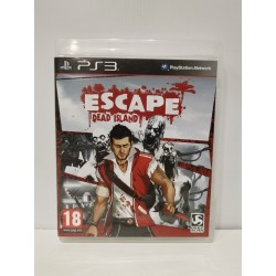 Escape Dead Island PS3...