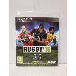 Rugby 15 PS3 Occasion