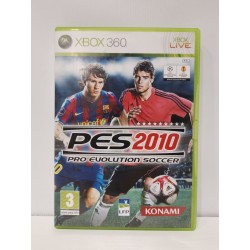 PES 2010 Xbox Occasion