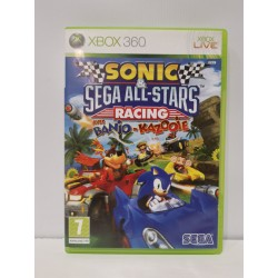SONIC Sega All-Stars Racing...