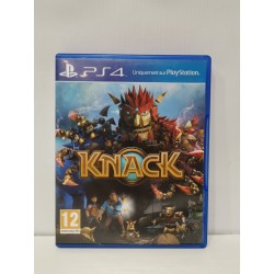 Knack PS4 Occasion