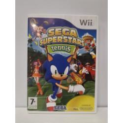 Sega Superstars Tennis Wii...
