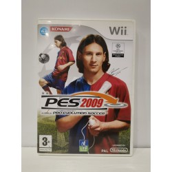 PES 2009 Wii Occasion