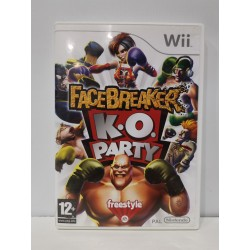 Facebreaker K.O. Party Wii...