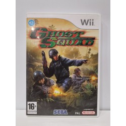 Ghost Squad Wii Occasion
