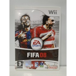 FIFA 08 Wii Occasion