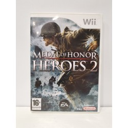 Medal of Honor Heroes 2 Wii...