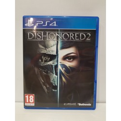 Dishonored 2 PS4 Occasion