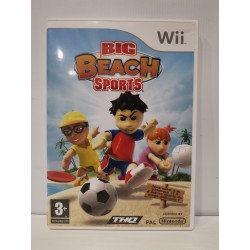 Big Beach Sports Wii Occasion