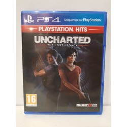 Uncharted The Lost Legacy Playstation Hits PS4 Occasion