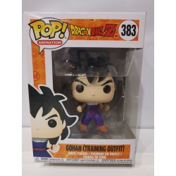 POP 383 Dragon Ball Z Gohan Training NEUF