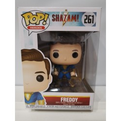 POP 261 Shazam Freddy NEUF