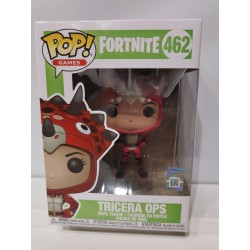 POP 462 Fortnite Tricera Ops NEUF