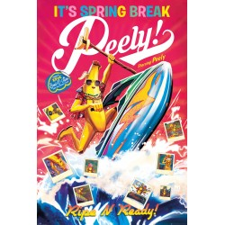 Fortnite Maxi Poster  Spring Break Peely 61cmx91.5cm NEUF