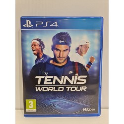 Tennis World Tour PS4 Occasion
