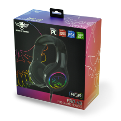 Casque Pro-H8 RGB Spirit of Gamer Led Console NEUF