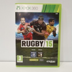 Rugby 15 Xbox 360 Occasion