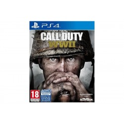 Call of Duty WWII  PS4...