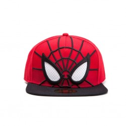 Casquette Spiderman 3D Eyes...