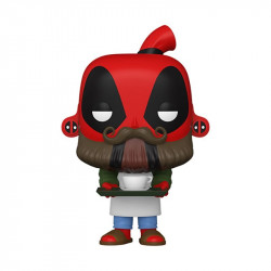 POP 775 Deadpool Barista NEUF