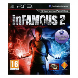 Infamous 2 PS3 Occasion