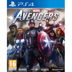 Avengers PS4 Occasion