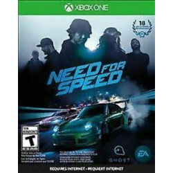 Need for Speed Xbox One...