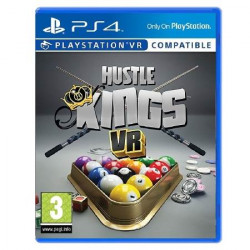 Hustle Kings VR PS4 Occasion