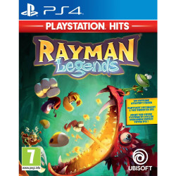 Rayman Legends PS4 Occasion