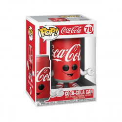 POP 78 Coca Cola Can NEUF