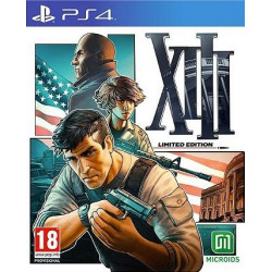 XIII Limited Edition PS4 NEUF
